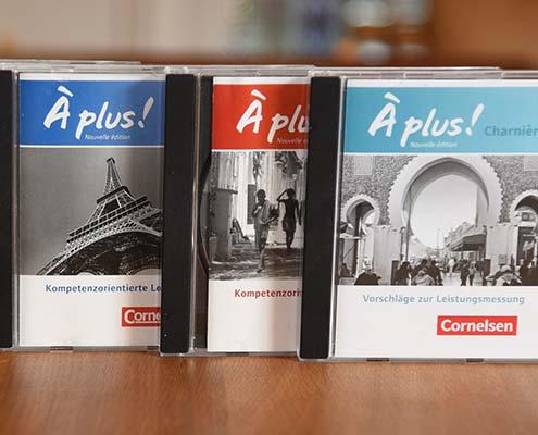 À plus! Leistungsmessung Französisch, CD-Extra