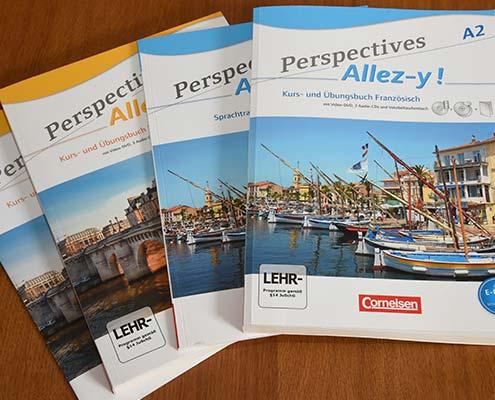Perspectives Allez-y! Französisch lernen für Erwachsene